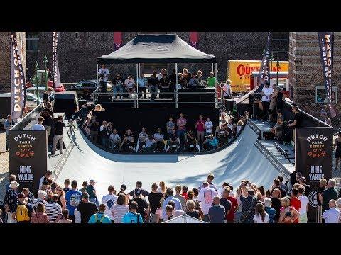 Dutch Open Park Series - Miniramp Madness - NK Miniramp Helmond 2019