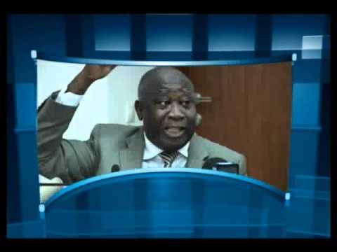 Cérémonie d'Investiture du candidat de la Côte d'Ivoire Laurent Gbagbo