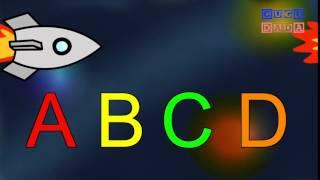 GUGUDADA   A Música do Alfabeto animação infantil
