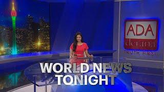 Ada Derana World News Tonight | 07th June 2021