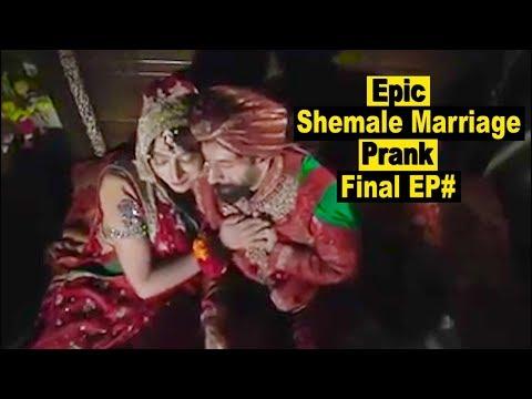 Epic Shemale Marriage Prank #4  | Allama Pranks | Lahore TV | Prank VS Prank | Funny | Best Prank thumbnail