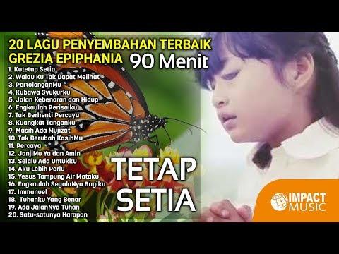 Download  Mp3 rohani Mp3 Lagu Penyembahan Terbaik Grezia Epiphania Gratis, download lagu terbaru