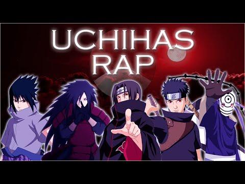 CLAN UCHIHA RAP - La senda Uchiha   Zoiket Ft. Raplion, Shisui, CriCri & Borrego #1