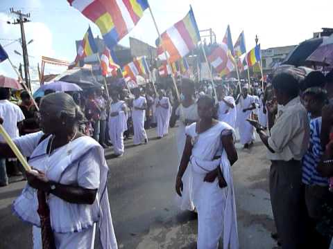 Sri Lanka,ශ්‍රී ලංකා,dance And Music Parade Related To Buddhist Tradition (02) video