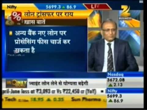 Zee Business Money Guru 13 Aug 2013 - Mr  Harsh Roongta   CEO, Apnapaisa.com