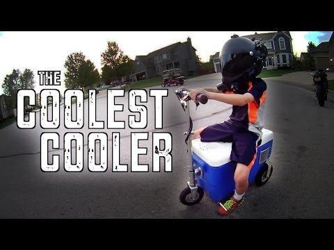 Moto Monday #8 - The Coolest Cooler