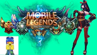 NOOBS PLAY Mobile Legends LIVE