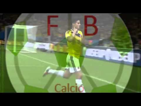 il gol di James Rodriguez vs Uruguay   World Cup 2014 Goal of Tournament