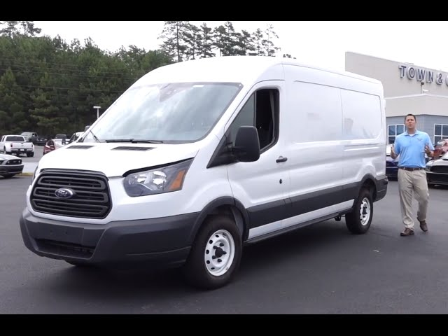 2015 Ford Transit Review, Walkaround, Specs - YouTube