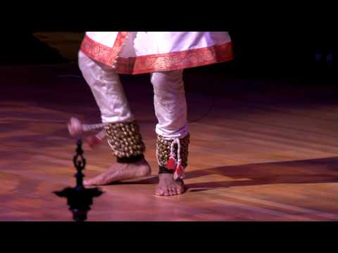 Pt. Chitresh Das performs his legendary traditional Kathak solo - Pt. 1