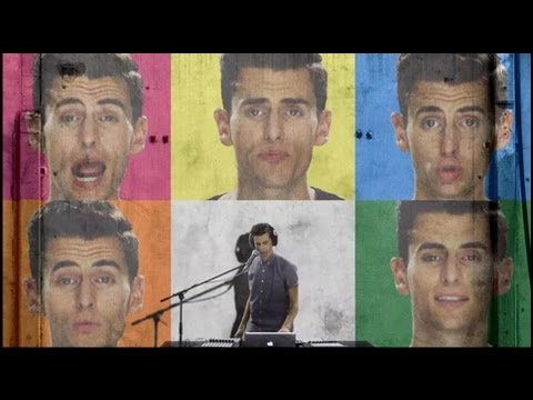 Bruno Mars Locked Out Of Heaven - Mike Tompkins  Voice And Mouth Remix video
