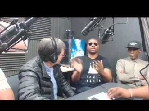 Corey Holcomb & Tariq Nasheed talk issues in the black community