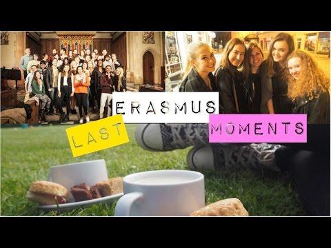 Erasmus | pár našich posledních společných chvil | VLOG