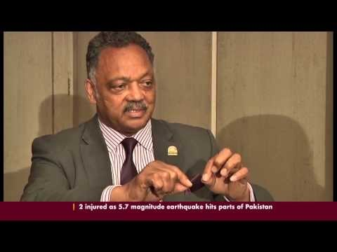 US Reverend Jesse Jackson On Zimbabwe Elections.