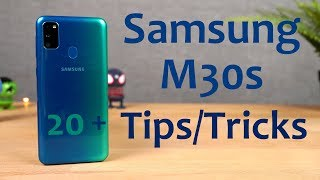 01. Samsung M30s 20+ Tips and Tricks