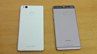 Huawei P9 vs P9 Lite - Review & Camera Test! (4K)