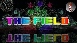 The Field - Beautiful Minecraft Fireworks Show