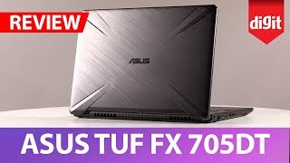 ASUS TUF Gaming FX 705 DT Laptop Review: Price, Features & Specs