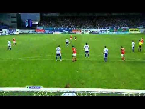 Штрафной Дмитрия Лоськова & Динамо - Best freekick from 40 metres