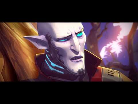 WildStar - Free-to-play Cinematic