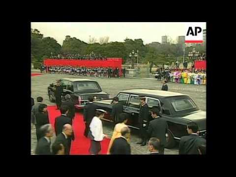Japan - South Korean President Visit