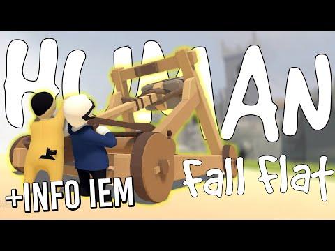 Autystyczne oblężenie zamku! :0 | Human: Fall Flat [#2]