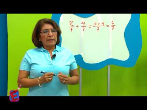 Operaciones con fracciones aritméticas: Suma, Resta, Multiplicación, División  y Potenciación