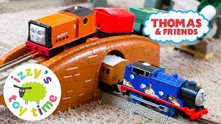 HUGE THOMAS TRAIN TRACKMASTER GRAB BAG! Thomas and Friends with Rusty   Toy Trains for Kids