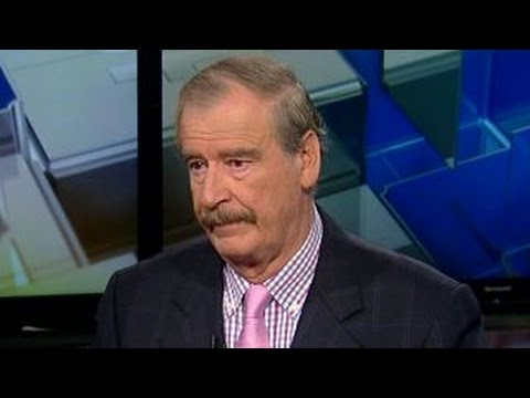 Former Mexican President: Walls between countries do not work