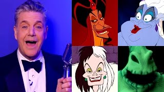 Villains Medley | Aladdin on Broadway Cast | Disney Sessions