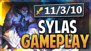 ¡SYLAS GAMEPLAY! | TENGO TODAS LAS ULTIMATES! | League of Legends