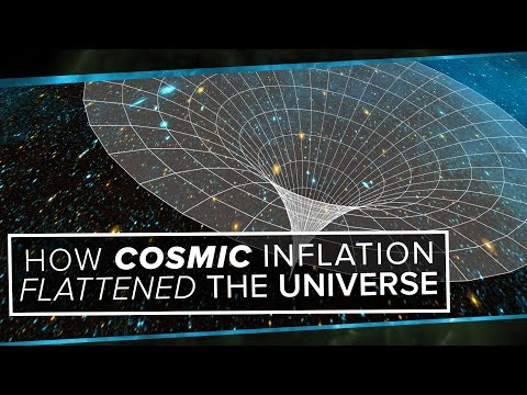 How Cosmic Inflation Flattened the Universe   Space Time   PBS Digital Studios