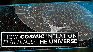 Hoe Cosmic inflatie Flattened het Universum | Space Time | PBS Digital Studios