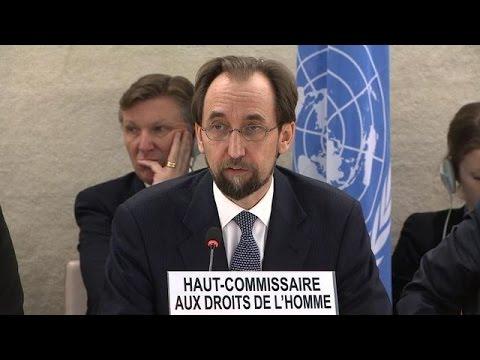 'Boko Haram will be held accountable,' says UN