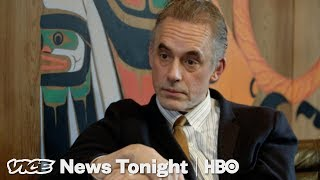 Jordan Peterson Is Canada's Most Infamous Intellectual | VICE News Full Interview (HBO)  from VICE News