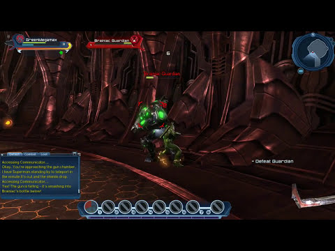 DC Universe Online #1 O Herói Velocista