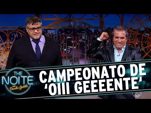 The Noite (14/09/16) - Campeonato de
