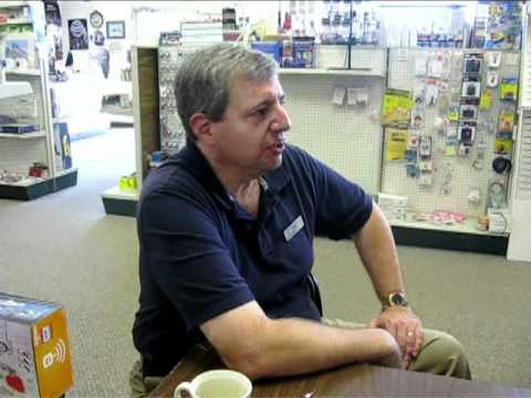 NY State Assembly candidate Art Garrison - economy/small business