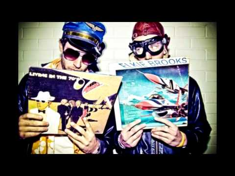 Aeroplane vs. Friendly Fires vs. Flight Facilities - I Crave Paris [HQ] Music Videos