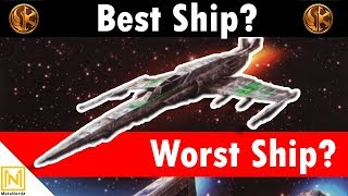 The Best of Ships...The Worst of Ships | Star Saber XC-01 | Star Wars Ships