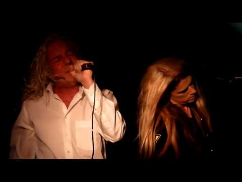 Robby Valentine & Peter Strykes - I Can't Live Without You (live)
