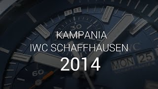 IWC Schaffhausen - The New Aquatimer Collection