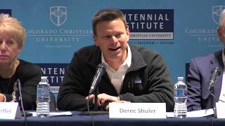 Challenges with Government-Run Education: Derec Shuler