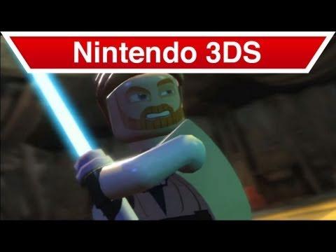 Lego Star Wars III: The Clone Wars - Nintendo 3DS - Trailer