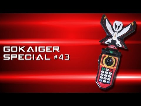 Ranger Rants 43 Gokaiger Special