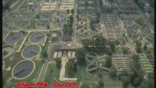 Khám phá: Công nghệ chế tạo nước sạch ở Singapore