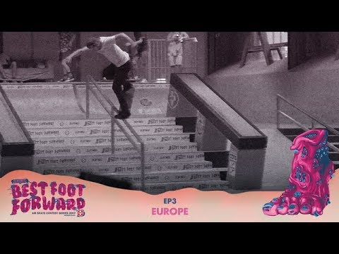 Zumiez Best Foot Forward 2017: Episode 3 - In Europe