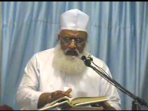 DOURA TAFSIR Series: Dars on Surah YOUSUF 2/8 - By Allama Younus Nomani