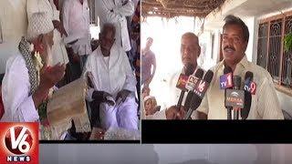Ugadi Special | Muslim Man From Nagarkurnool Tells Ugadi Panchangam 2018