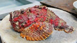 Steenvis - de meest giftige vissen ter wereld gekookt op twee manieren!